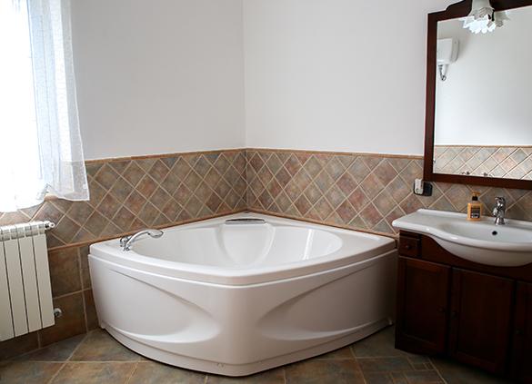 villa quaranta bagno
