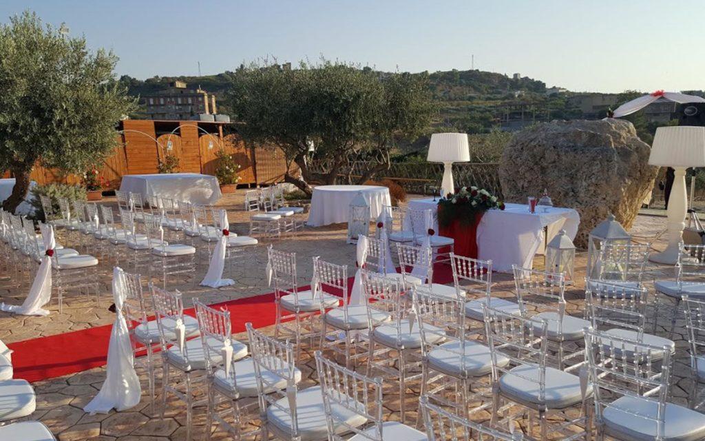piscina villa quaranta matrimonio cerimonia