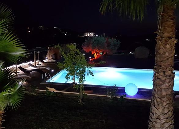 piscina villa quaranta